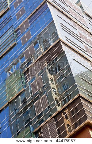 Reflections Of Home In Concrete Jungle