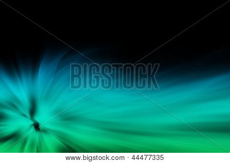 Abstract Background With Magic Light Dragon