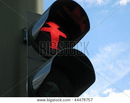 Red Signal, Traffic Light