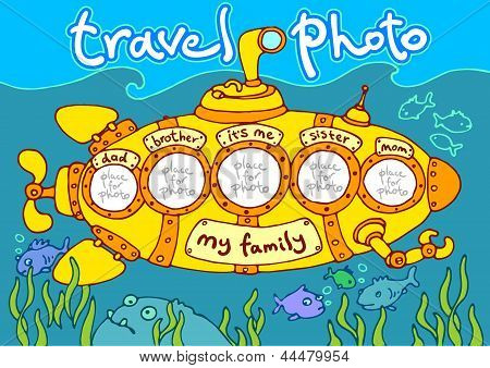 Travel In Submarine