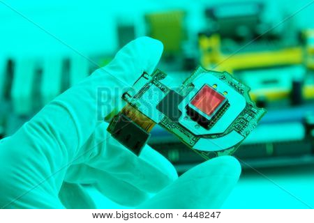 High Technology Chip Quartz
