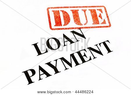 Loan Payment Due.
