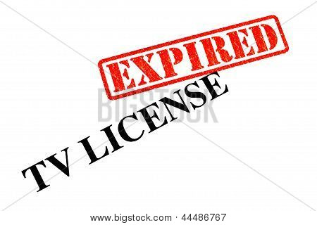 Tv License Expired