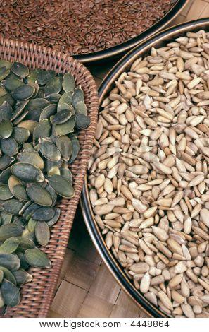 Pumpkin Flix And Sunflower Seeds