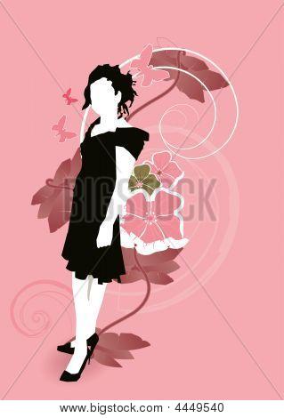 Spanish Style Girl