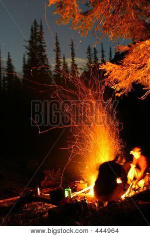 Cascades Campfire