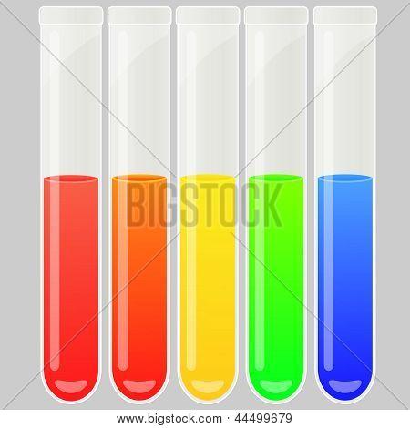 Test tube set
