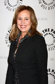 LOS ANGELES - APR 12:  Genie Francis arrives at the General Hospital Celebrates 50 Years - Paley at