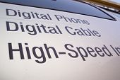 High Speed Internet poster