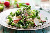 foto of radish  - Broccoli - JPG