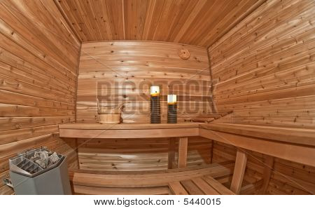 Romantic Sauna