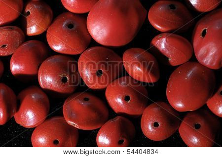 Colored Round Seeds