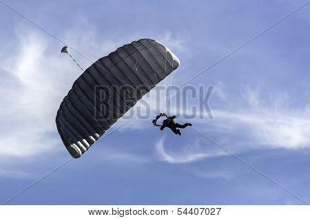 Parachute Jumper.