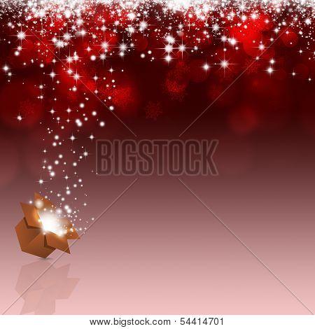 Holiday Xmas Magic Box