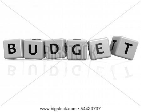 Budget buzzword