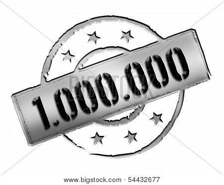 Stamp - 1.000.000