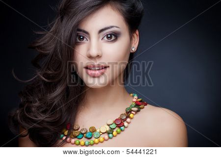 beautiful indian girl