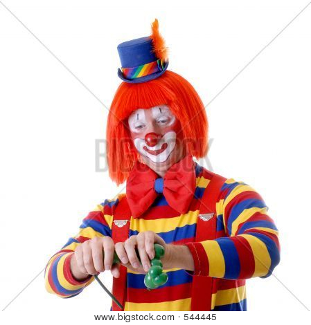 Busy Clown