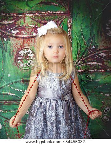 Little Girl Christmas