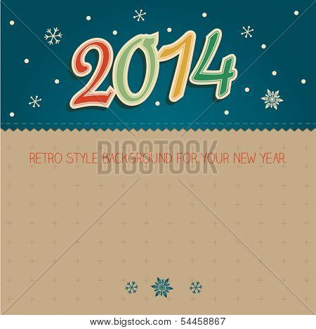 New Year 2014  banner
