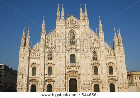 Cathedral In Milan, Duomo