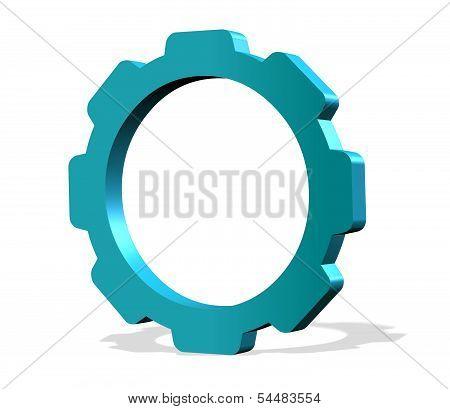 Gear  Logo Company Concept