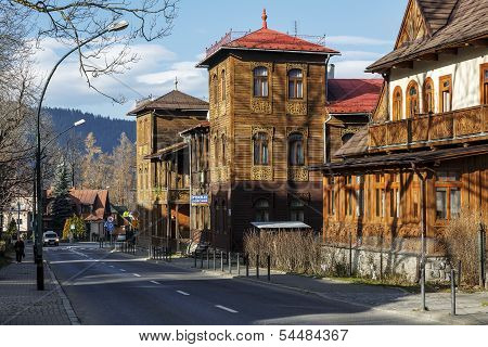 Two Twin Villas In Zakopane