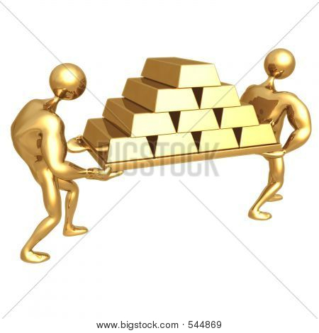 Carry Gold Bars