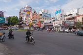 On The Street. Ho Chi Minh City. Vietnam