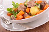pic of stew  - beef stew - JPG