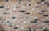 picture of stonewalled  - Old brick wall texture background - JPG