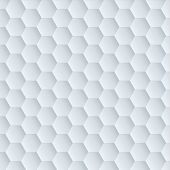 picture of hexagon  - Abstract background of hexagons - JPG
