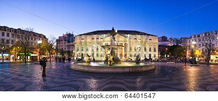 Lisbon's theater