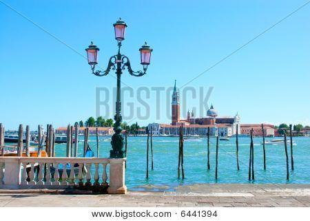 Lantern In Venice