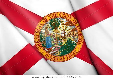 Flag Of Florida (usa)