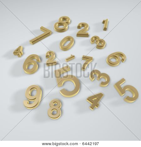 Number Symbols
