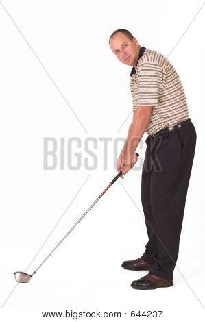 Golfer #3