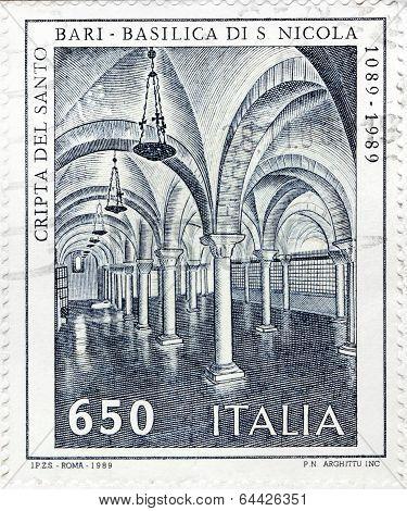 Bari Stamp