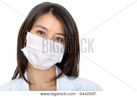 Doctor With Facemask