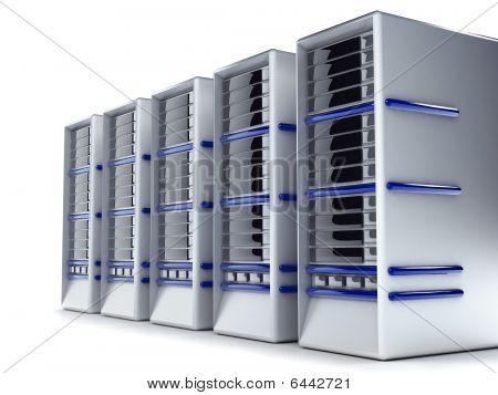 Servers Of Computers