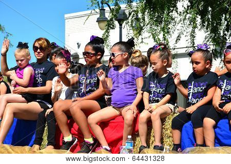 Dance Academy Girls