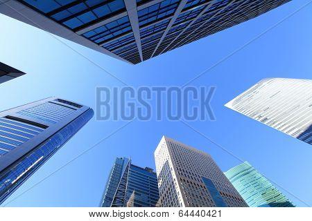 Skyscraper at Shinjuku