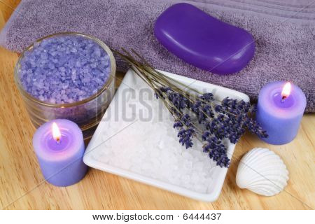 Lavender Relax In Spa