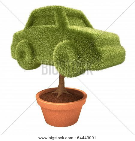 Cultivating Car