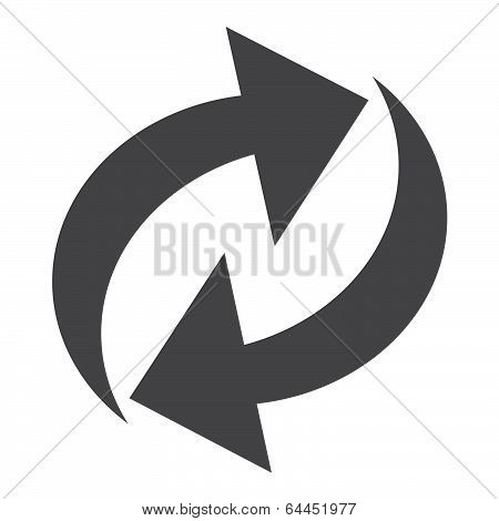 stock icon - transfer icon