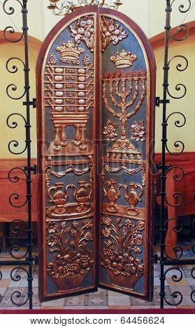 Remu'h Synagogue, Krakow, Poland