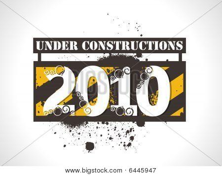 Fondo de año nuevo 2010