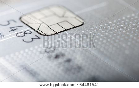 Grey credit card macro