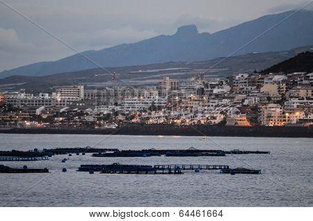 Los Cristianos Ocean Town
