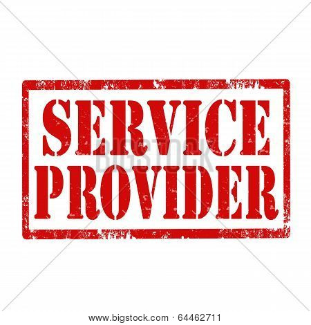 Service Provider-stamp